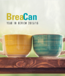 BreaCan year in review 2015-2016